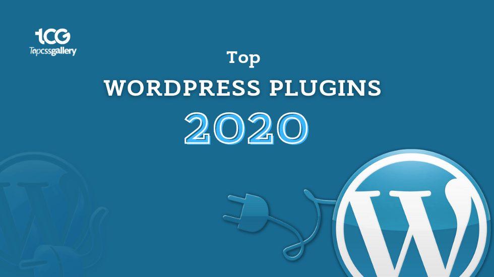 Top Significant WordPress Plugins 2021