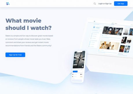 Raters – Movie Lovers Network
