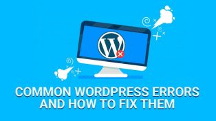 Common WordPress Errors and How to Fix Them