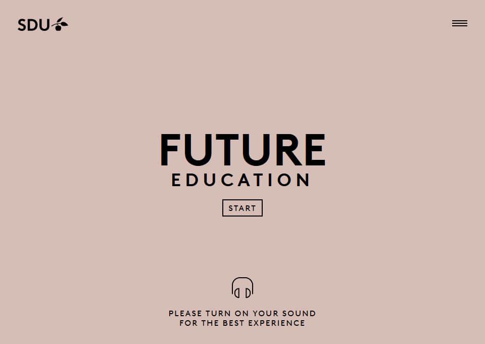 SDU – Future Education