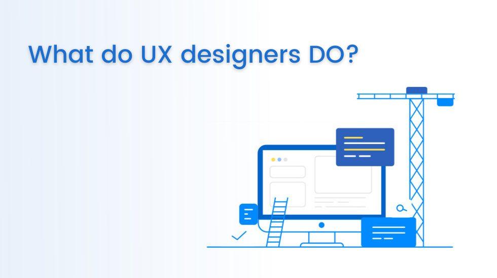 Good website vs Great website: What do UX designers DO?