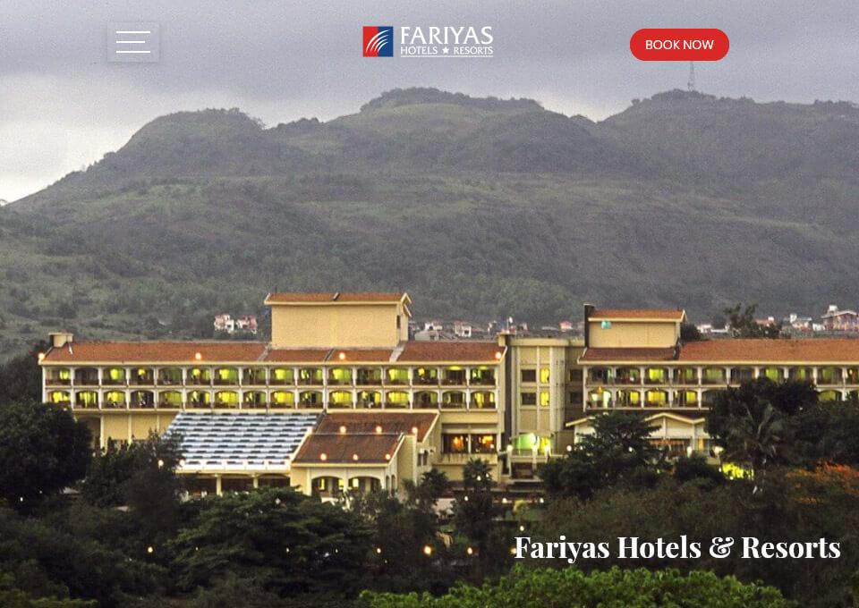 Fariyas hotels 7 Resorts