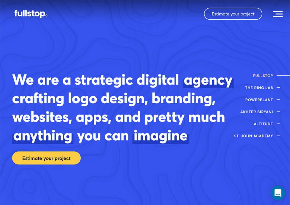 FullStop – A Logo Design Company