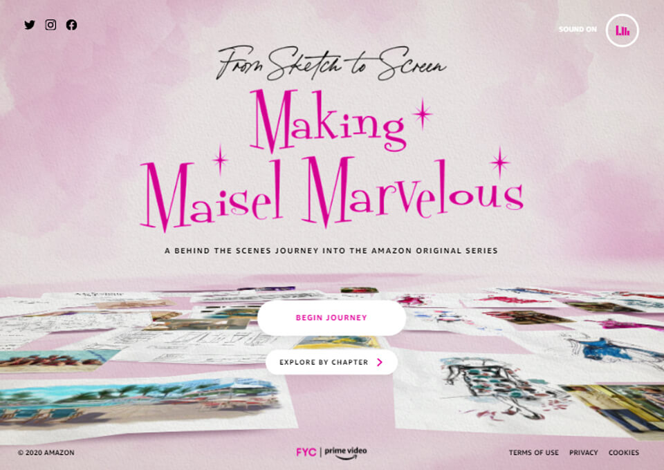 Making Maisel Marvelous