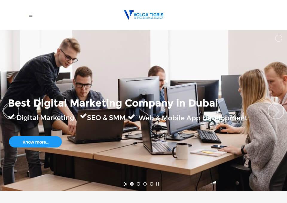 Volgatigris: Digital Marketing Co