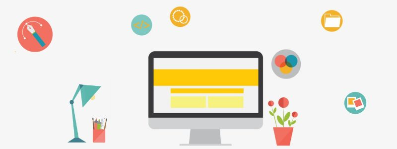 All the elements of your website should be unified
