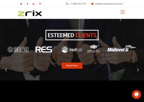 CMS Website Services