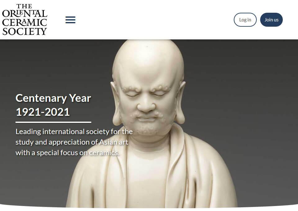 The Oriental Ceramic Society