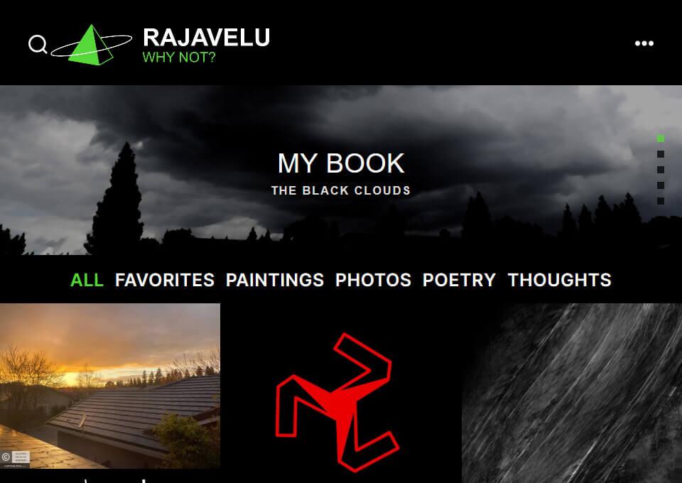 RAJAVELU – Why Not?