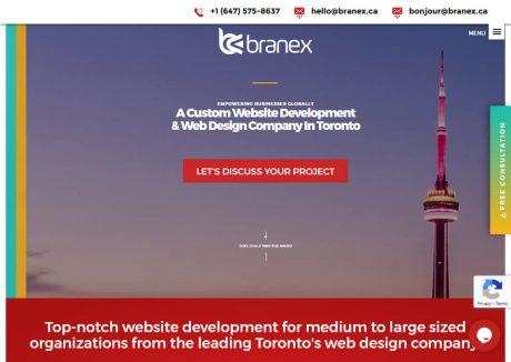Branex Inc