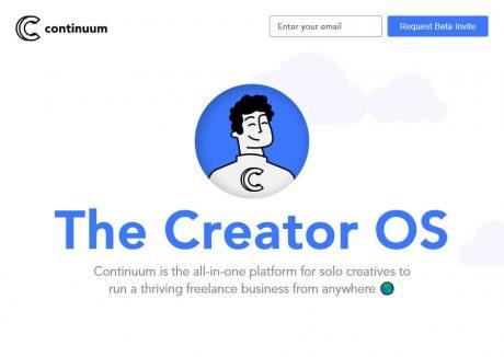 Continuum – The Freelancer OS