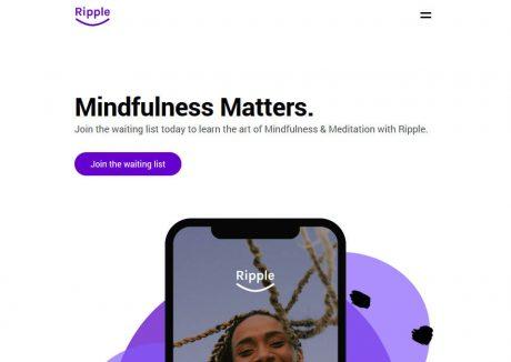 Ripple Meditation