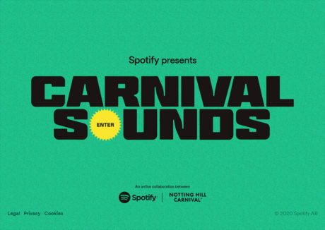Carnival with Spotify