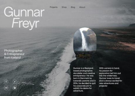 Gunnar Freyr
