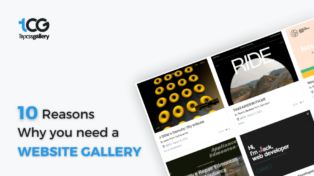 Top 10 Reason Why You Need A Website Gallery