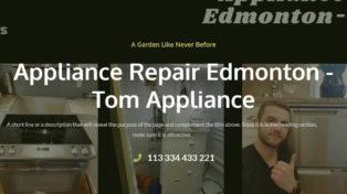 Appliance Repair Edmonton