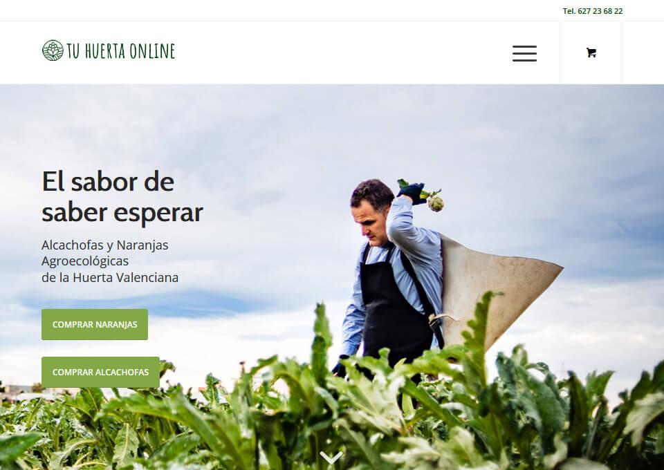 Tu Huerta Online