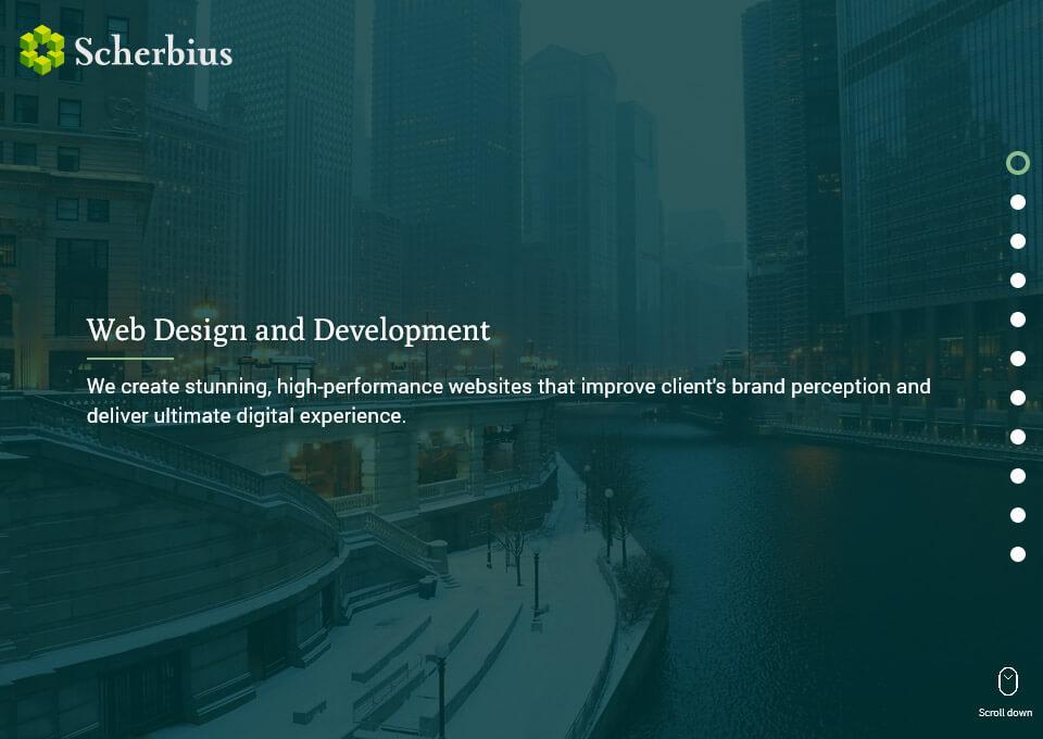 Scherbius Web Design