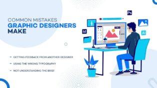 Common mistakes graphic designers make