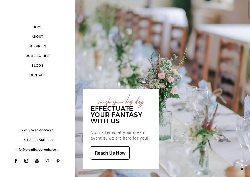 EventBae Wedding Planners