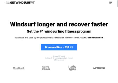 Get Windsurf Fit