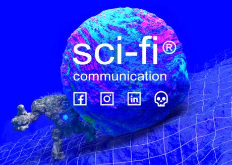 sci-fi communication