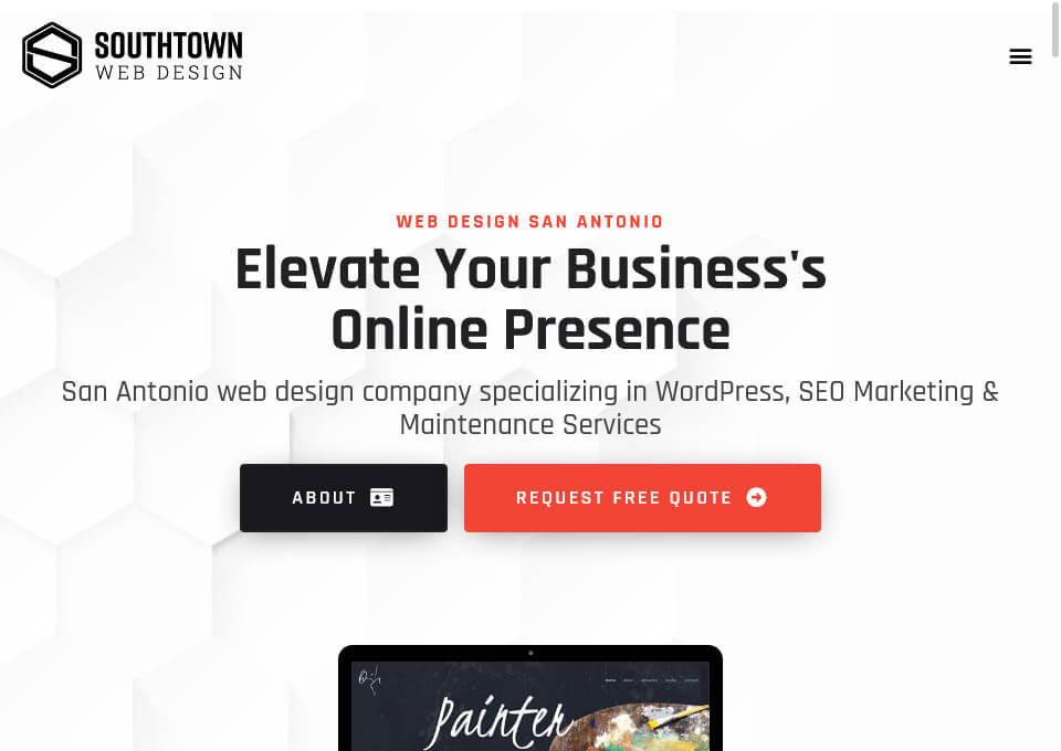 Southtown Web Design