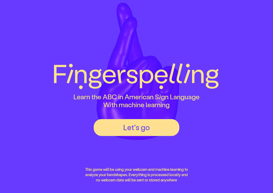 Fingerspelling.xyz