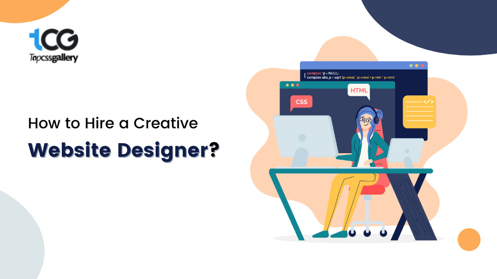 How to Hire a Creative Website Designer?
