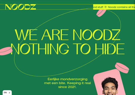 Noodz → Nothing to hide