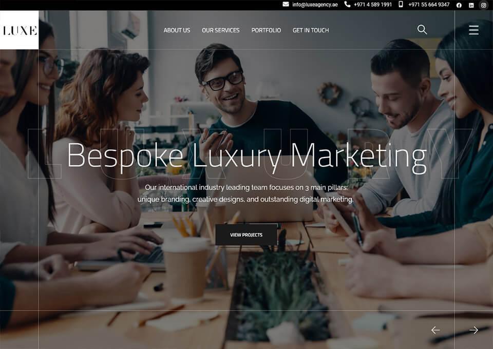 LUXE Agency