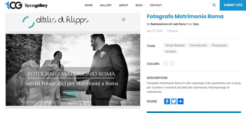 FotografoMatrimonio Roma