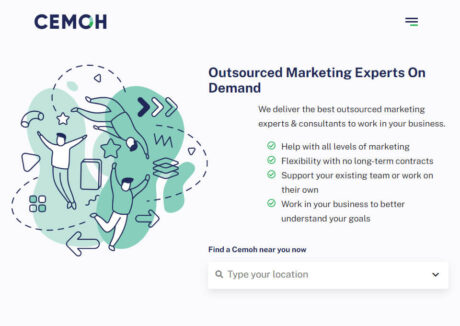Cemoh Outsourced Marketing Experts