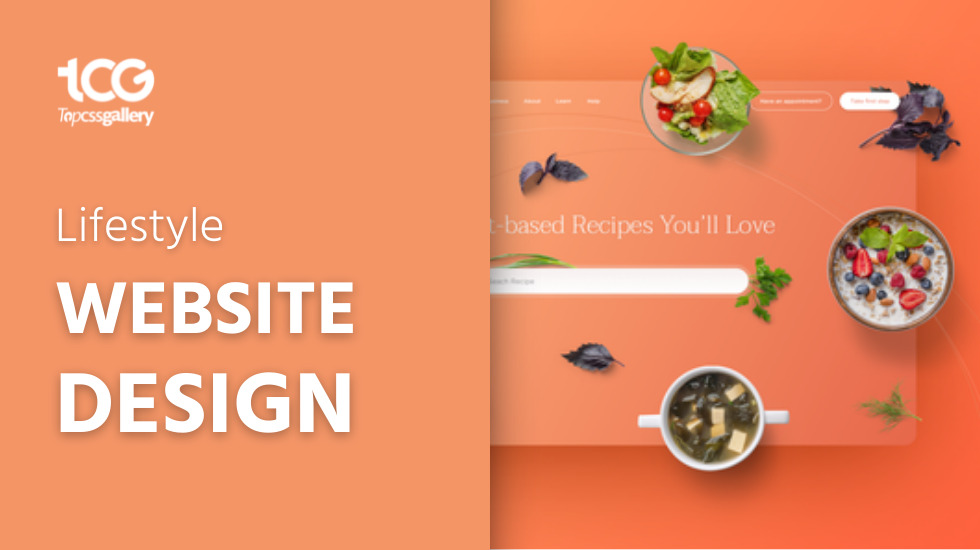 Want to Get an Idea of Lifestyle Website Design?
