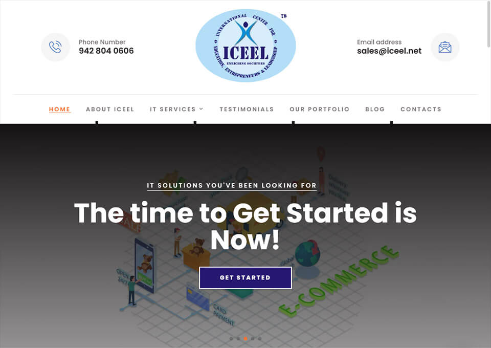 Iceel IT Services