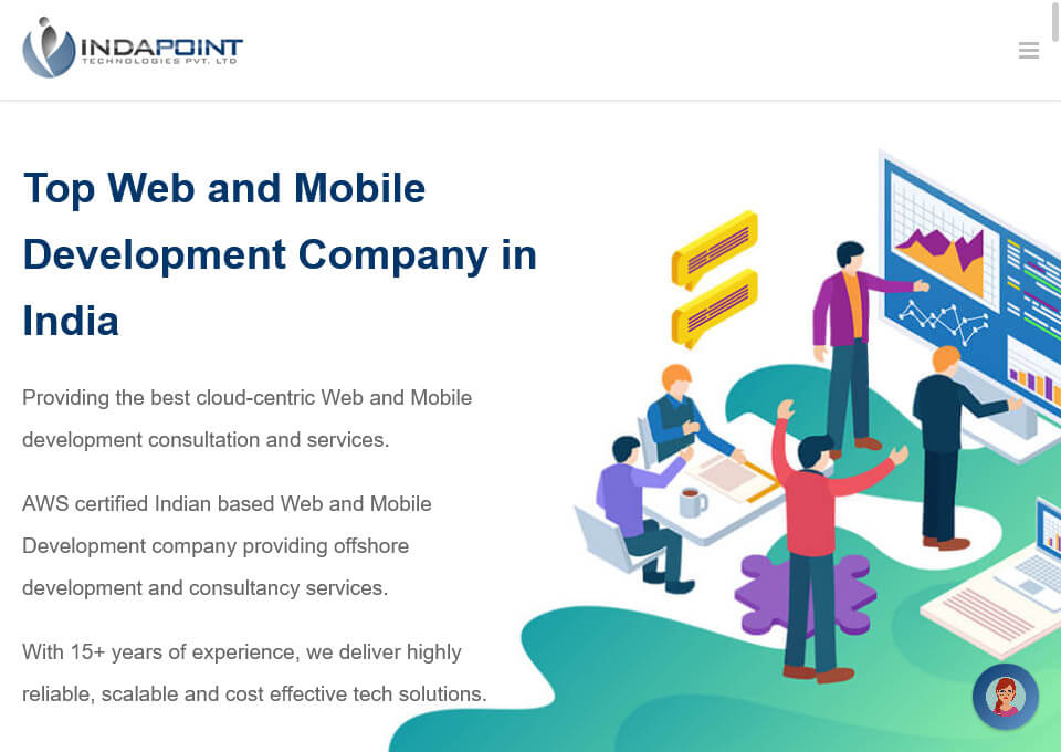 Top Web and Mobile App development company in India