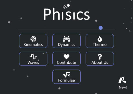 Phisics: Interactive Physics