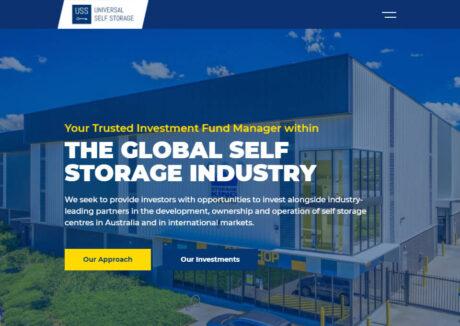 Universal Self Storage Funds Management