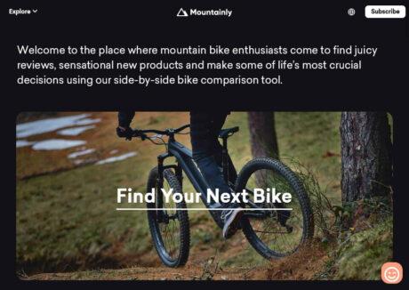 Mountainly
