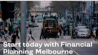 Financial Planner Melbourne