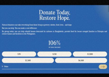 Restore Hope Appeal