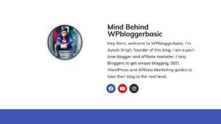 wpbloggerbasic